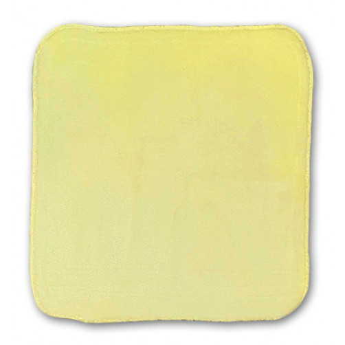 Light Yellow Cleansing Cloth