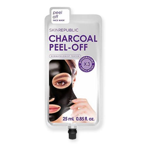Charcoal Peel-Off Face Mask Sheet