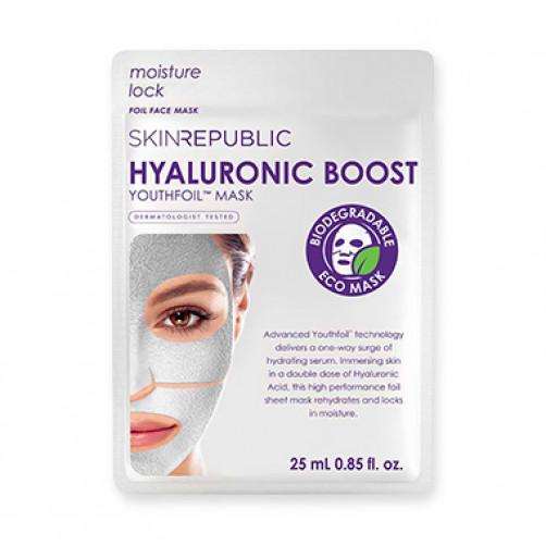 Hyaluronic Boost Youthfoil Foil Mask