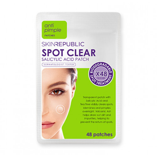 Spot Clear Salicylic Acid Patch (48 Patches)