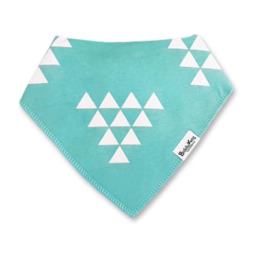 BB048 Aqua Triangle Groups Bandana