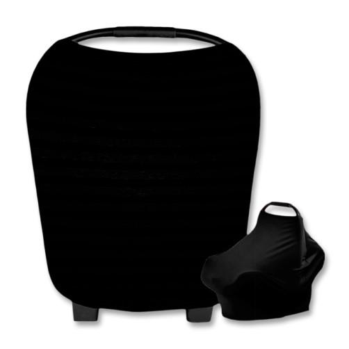 CC022 Plain Black Carrier Cover