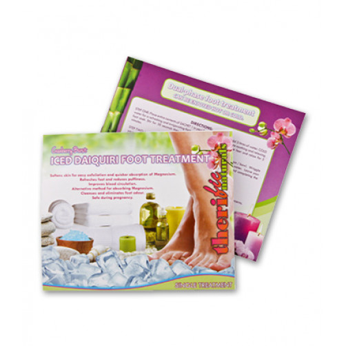Daiquiri Foot Treatment Sachet - Cranberry Burst