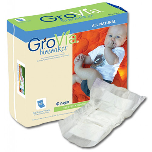 Disposable Grovia BioSoakers (OSFM) - 50 Pack