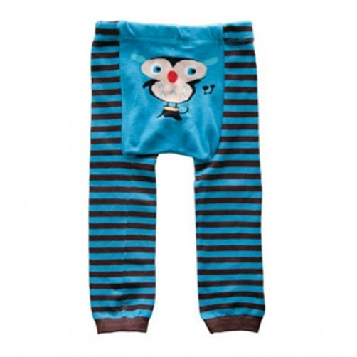 LGL003 Bright Blue Owl Large