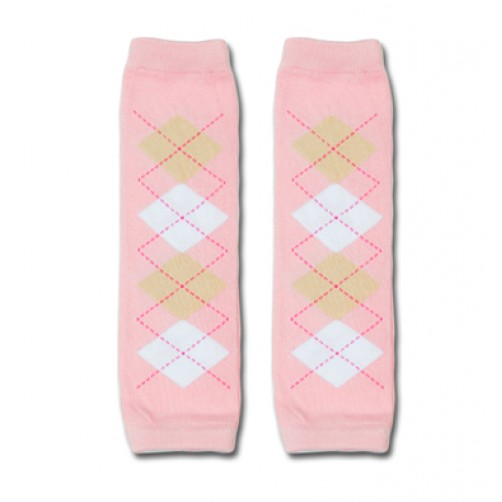 LW008 Pink Golf Leg Warmers