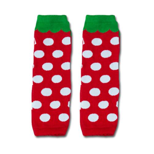 LW015 Strawberry Leg Warmers