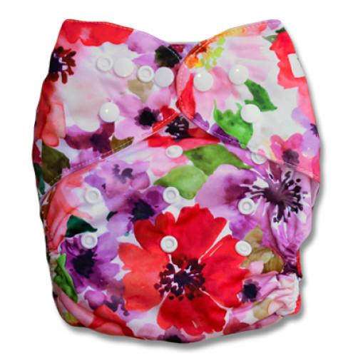 F134 Floral Watercolor Ai1