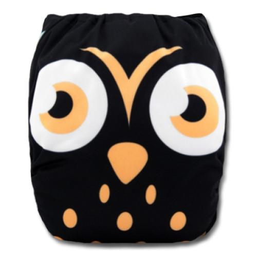 F505 Owl Face Ai1