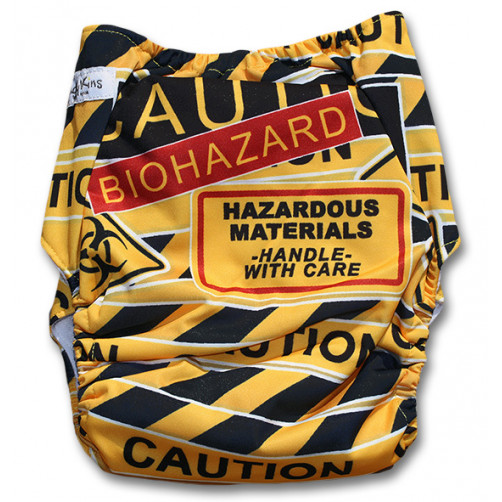 F522 Caution Biohazard Ai1