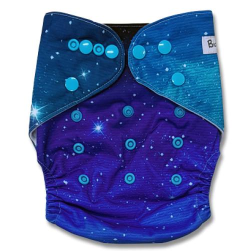 F903 Ltd Ed. Blue Stars Kissing Mice Ai1