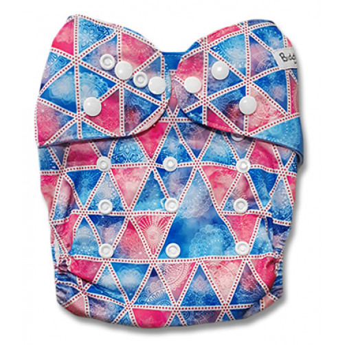 F201 Pink Blue Triangles Ai1