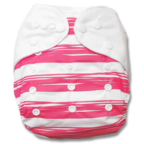 F539 Pink Stripe Unicorn Ai1