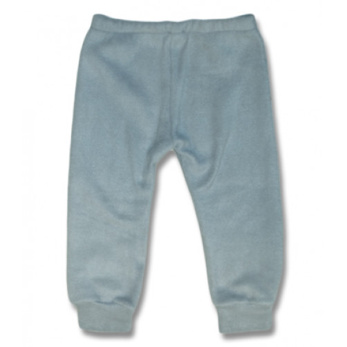 Light Grey Fleece Longies