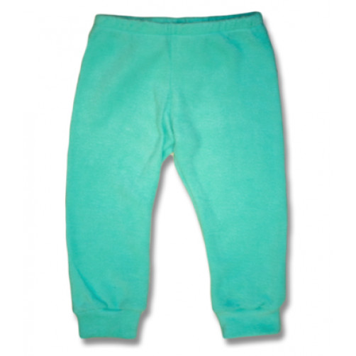 Aqua Fleece Longies