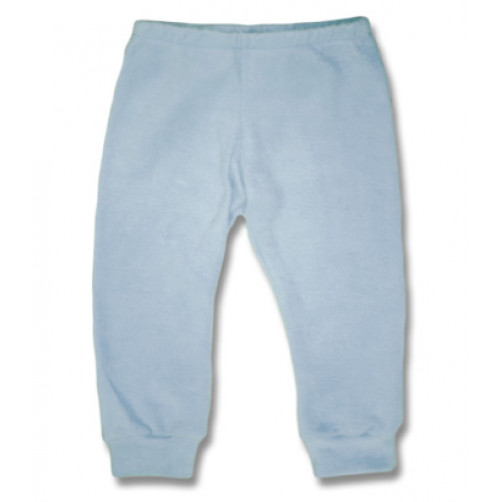 Light Blue Fleece Longies