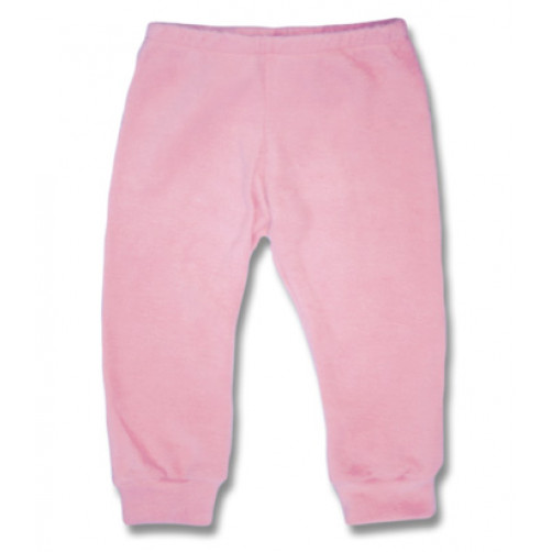 Light Pink Fleece Longies