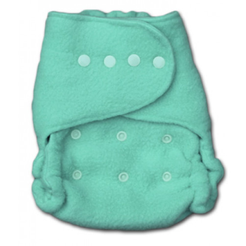 FL04 Light Green Fleece Cover