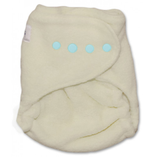 NBFL03 Newborn Cream FLEECE Cover