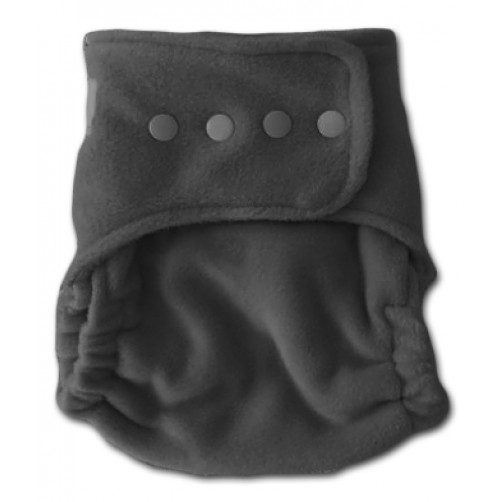 NBFL02 Newborn Dark Grey FLEECE Cover