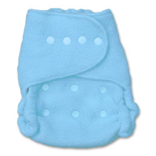 NBFL07 Light Blue Newborn FLEECE Cover