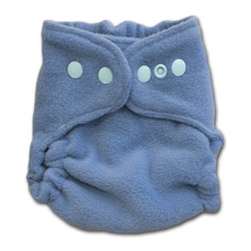 NBFL07 Medium Blue Newborn FLEECE Cover