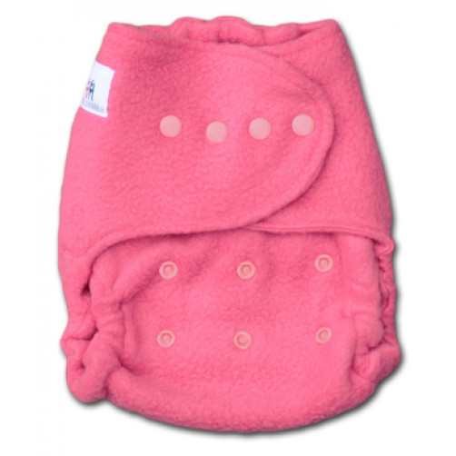 NBFL10 Bright Pink FLEECE Cover