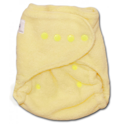 FL02 Yellow Fleece Cover