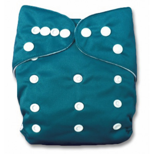 PC006 Turquoise PUL Cover