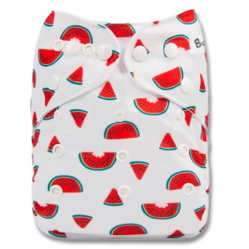 PC085 Watermelon Slices PUL Cover