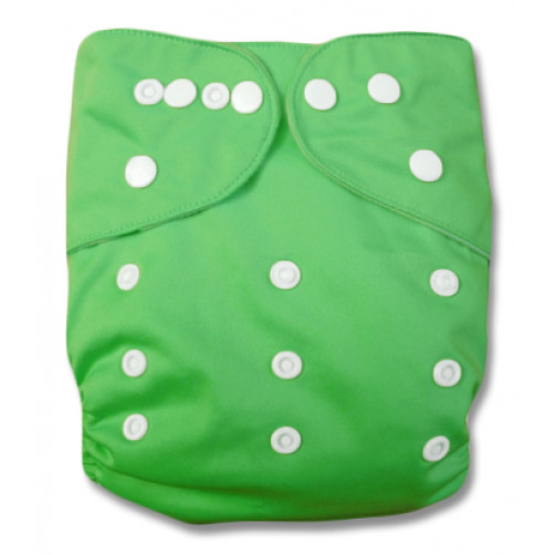 PC008 Medium Green PUL Cover