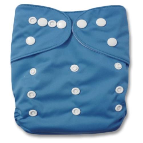 PC004 Medium Blue PUL Cover