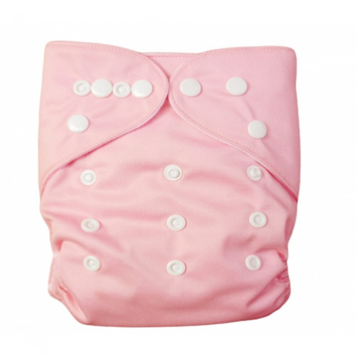 PC007 Light Pink PUL Cover