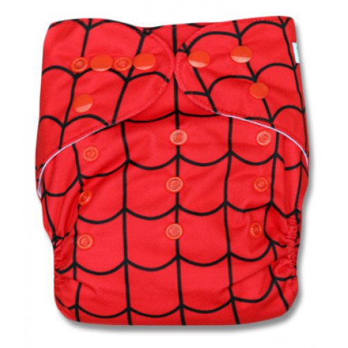 PC023 Spidermans Web PUL Cover