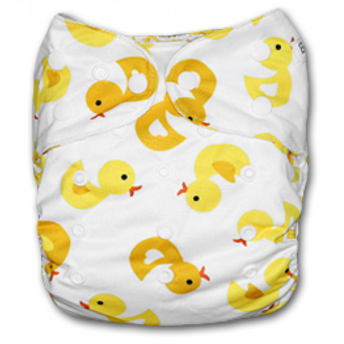 PC025 Yellow Ducks PUL Cover