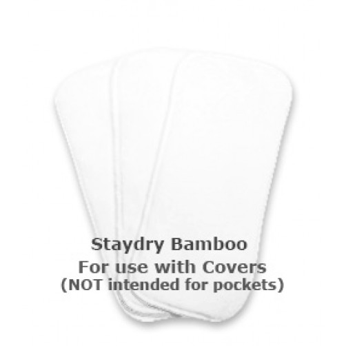 StayDry Bamboo Terry Insert