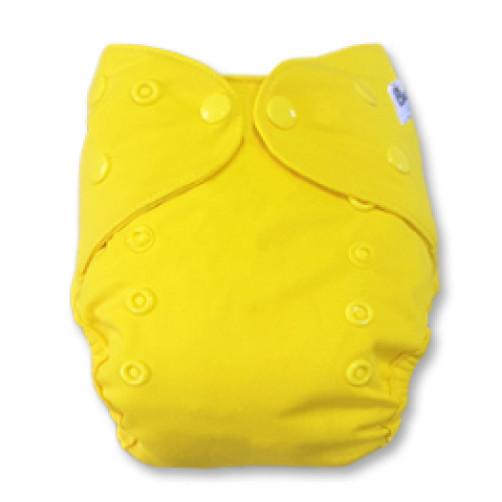 I003 Bright Yellow Newborn Cover PUL