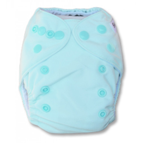 I006 Aqua Newborn Cover