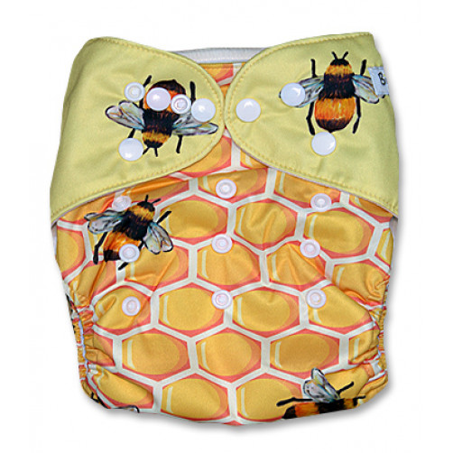 J029 Honey Comb Newborn Cover