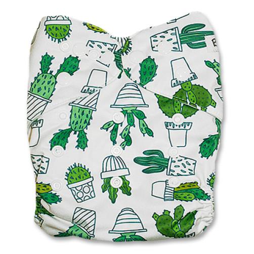 J014 Cactus Pots Newborn Cover