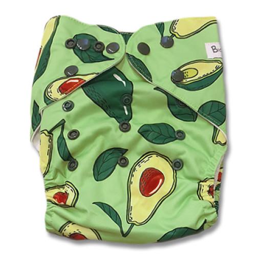 J050 Avocados Newborn Cover