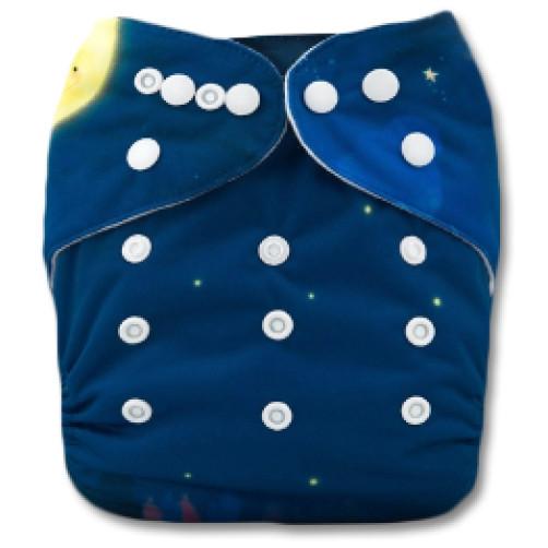 C047 Girl Fire Flies Jar Position Print