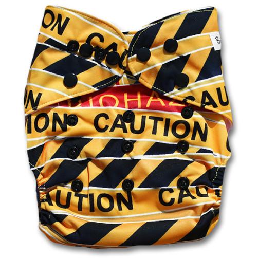 C090 Caution Biohazard Position  Print