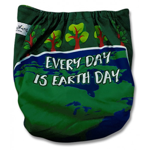 C116 Earth Day Position Print