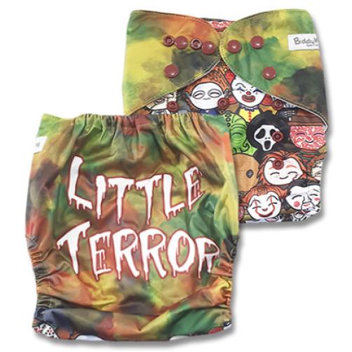 C124 Little Terror Position Print