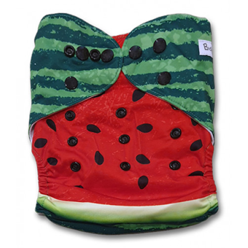 C098 The Watermelon Position Print
