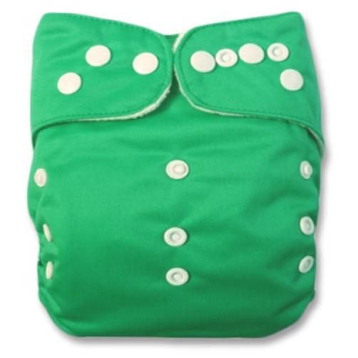 A008 Dark Green Pocket