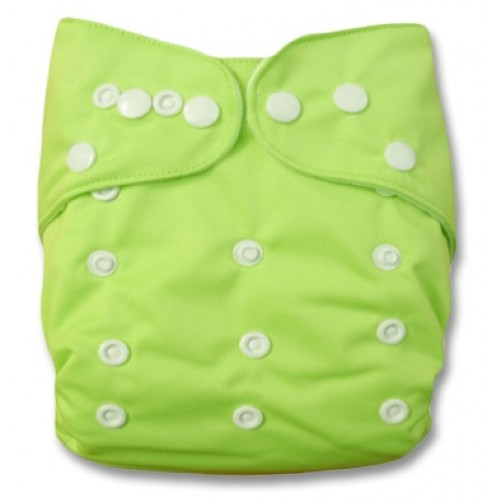 A006 Light Green Pocket
