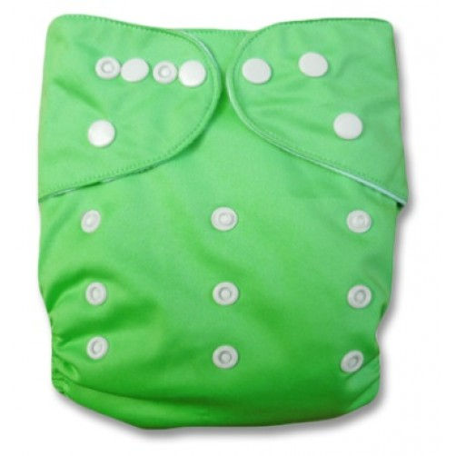 A007 Medium Green Pocket