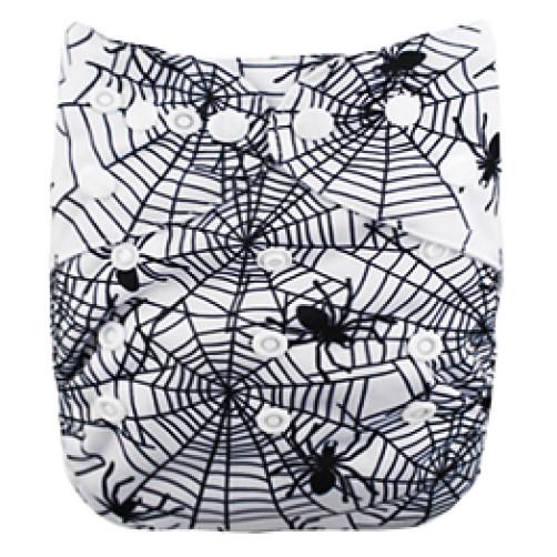 B008 Spider Web Print